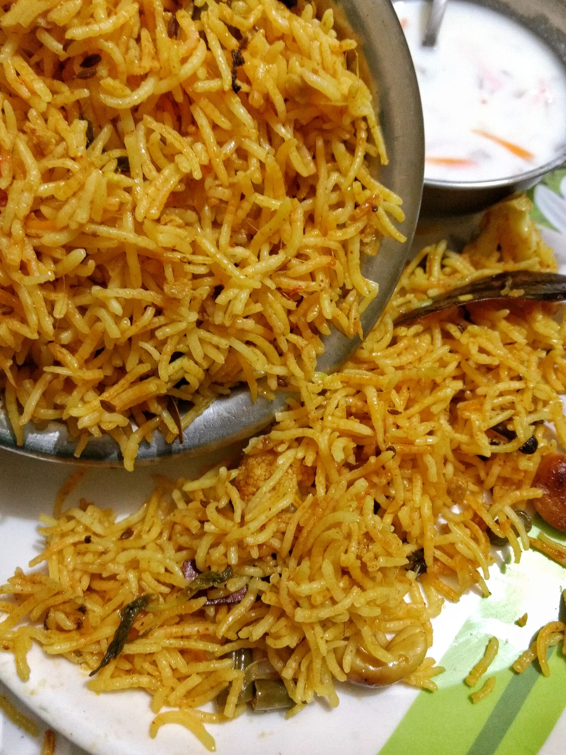 <b>Vegetable Pulao – Perfect recipe for non-sticky rice</b>